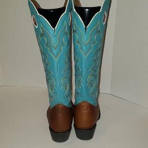 Tony Lama Shoes - TONY LAMA Buckaroo Cowboy Boots size 9